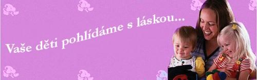 Hlídání dětí v Praze a celé ČR
